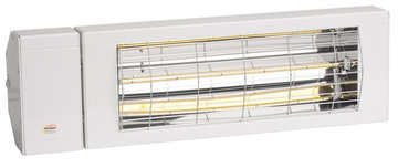 Infrarood badkamer verwarming met de heaters van Burda!