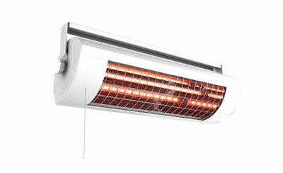 Solamagic 1400 is geschikt als o.a. badkamer verwarming!